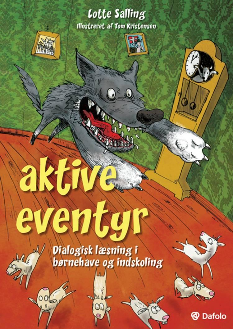 Aktive eventyr af Lotte Salling