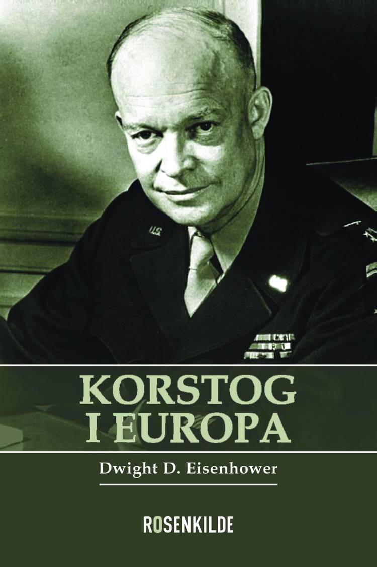 Korstog i Europa af Dwight D. Eisenhower