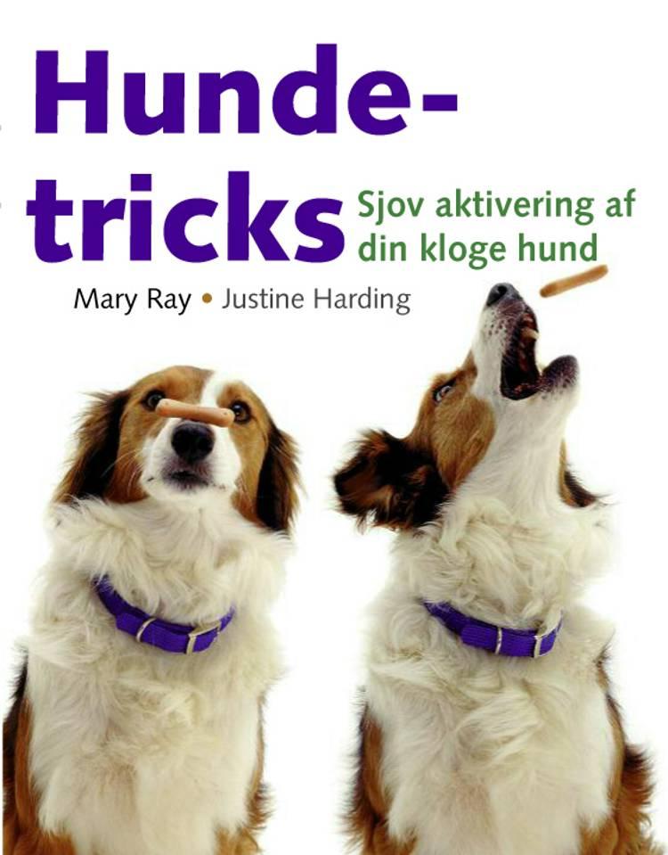 Hundetricks af Justine Harding, Mary Ray og Justine Harding og Mary Ray