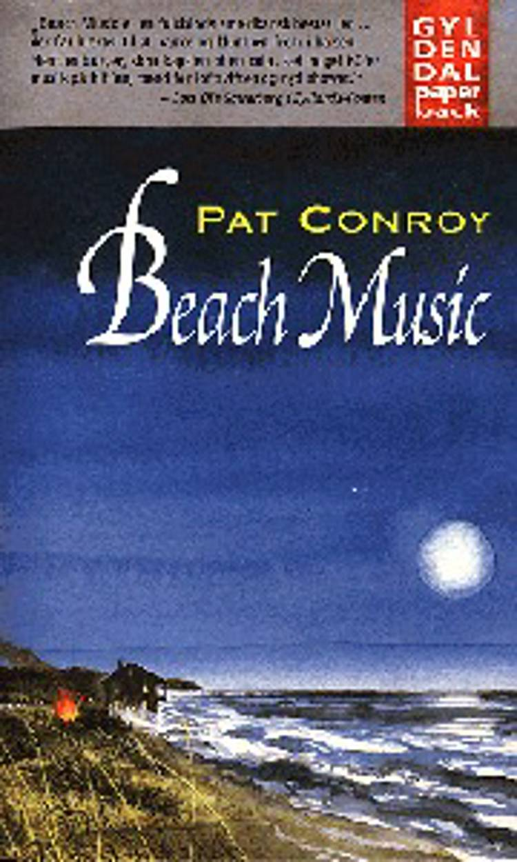 Beach music af Pat Conroy
