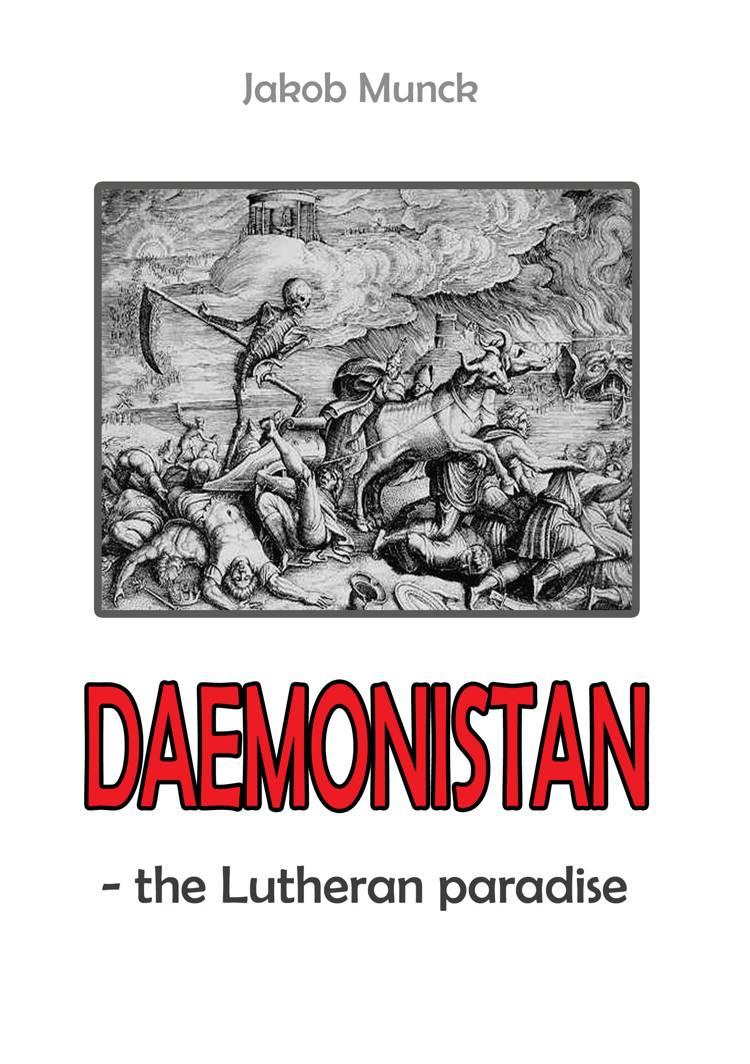 Daemonistan af Jakob Munck