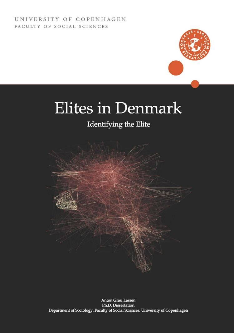 Elites in Denmark af Anton Grau Larsen