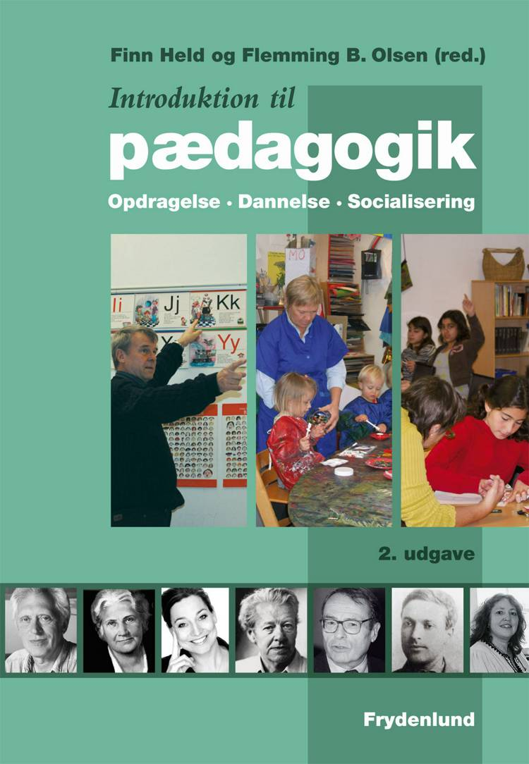 Introduktion til pædagogik af Finn Held og Flemming B. Olsen