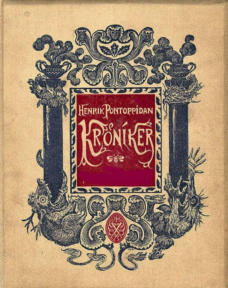 Krøniker af Henrik Pontoppidan