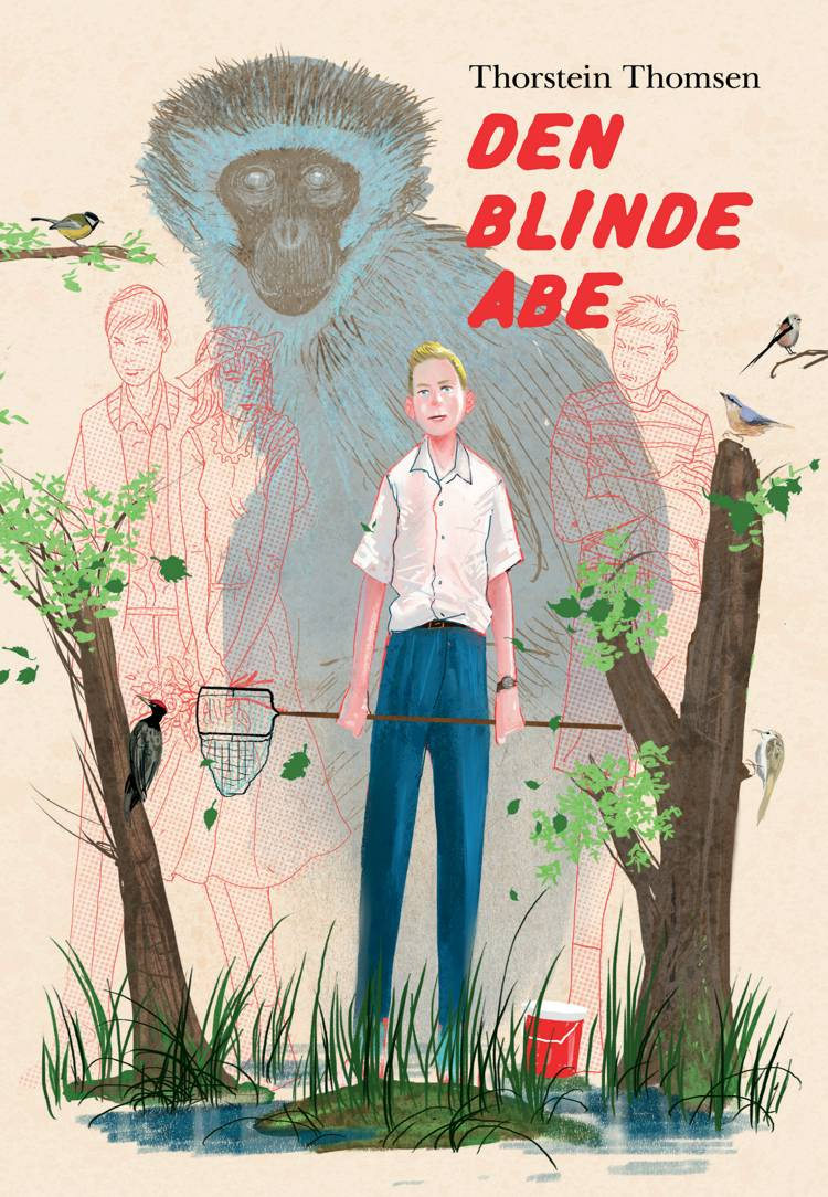 Den blinde abe af Thorstein Thomsen
