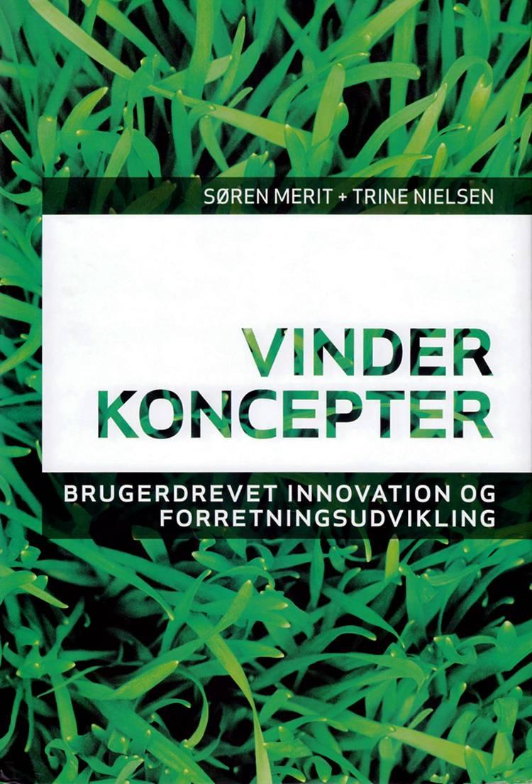 Vinderkoncepter af Trine Nielsen og Søren Merit