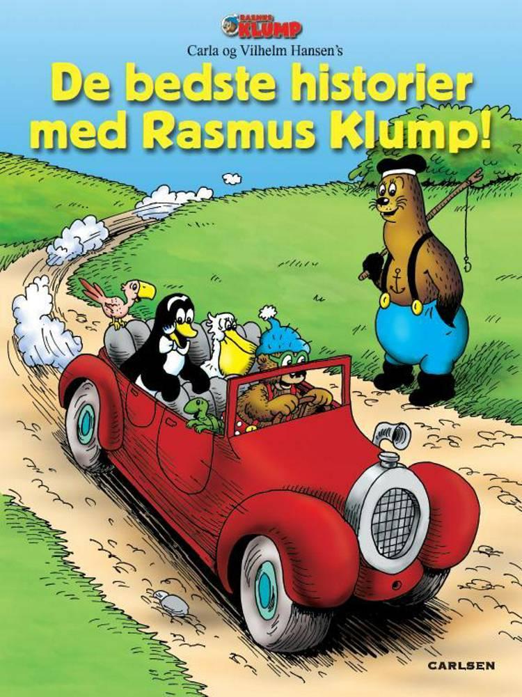 De bedste historier med Rasmus Klump af Vilhelm Hansen og Carla Hansen