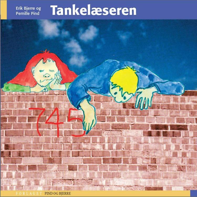 Tankelæseren af Pernille Pind og Erik Bjerre