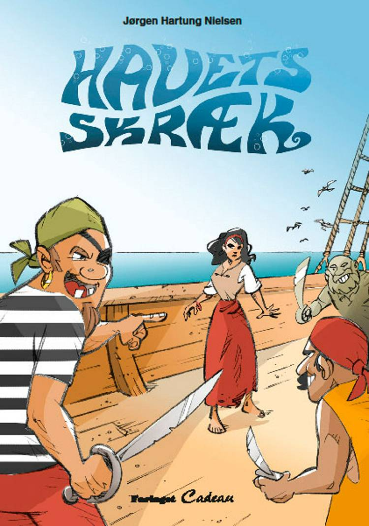 Havets Skræk af Jørgen Hartung Nielsen