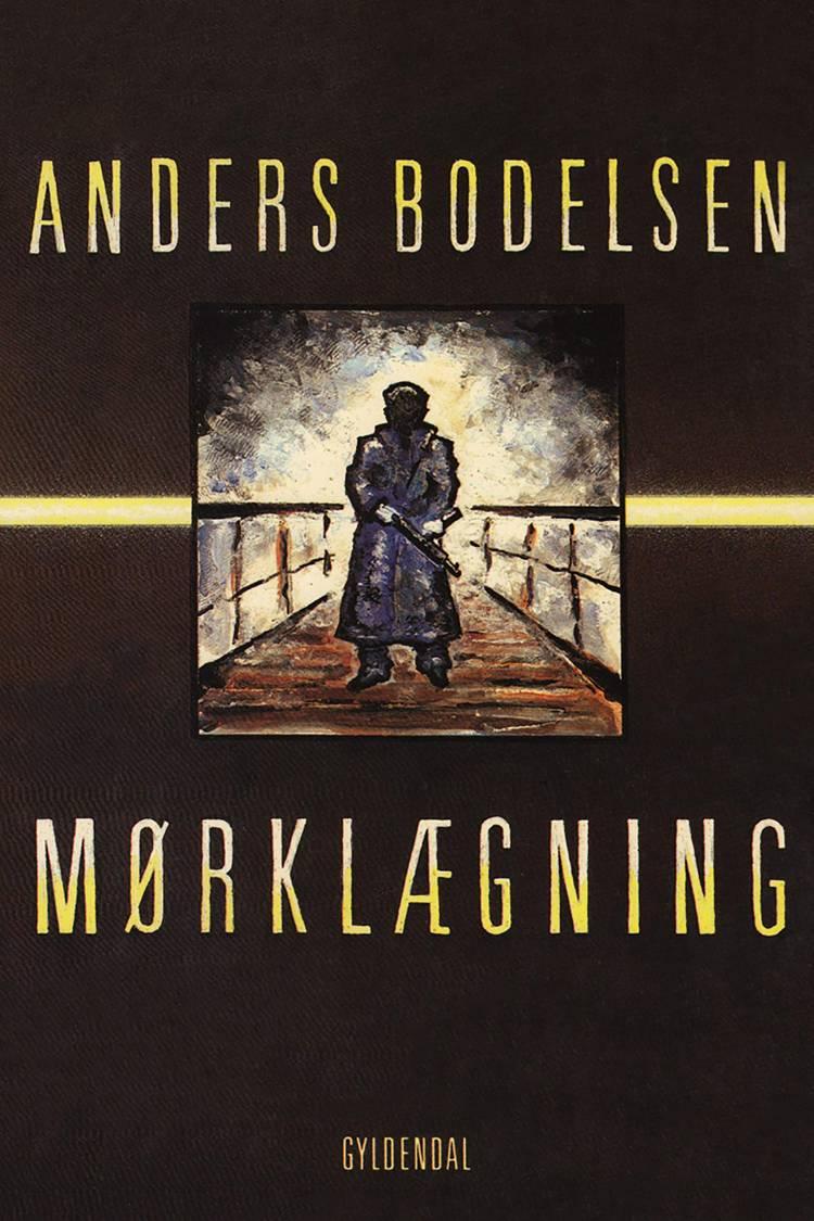 Mørklægning af Anders Bodelsen