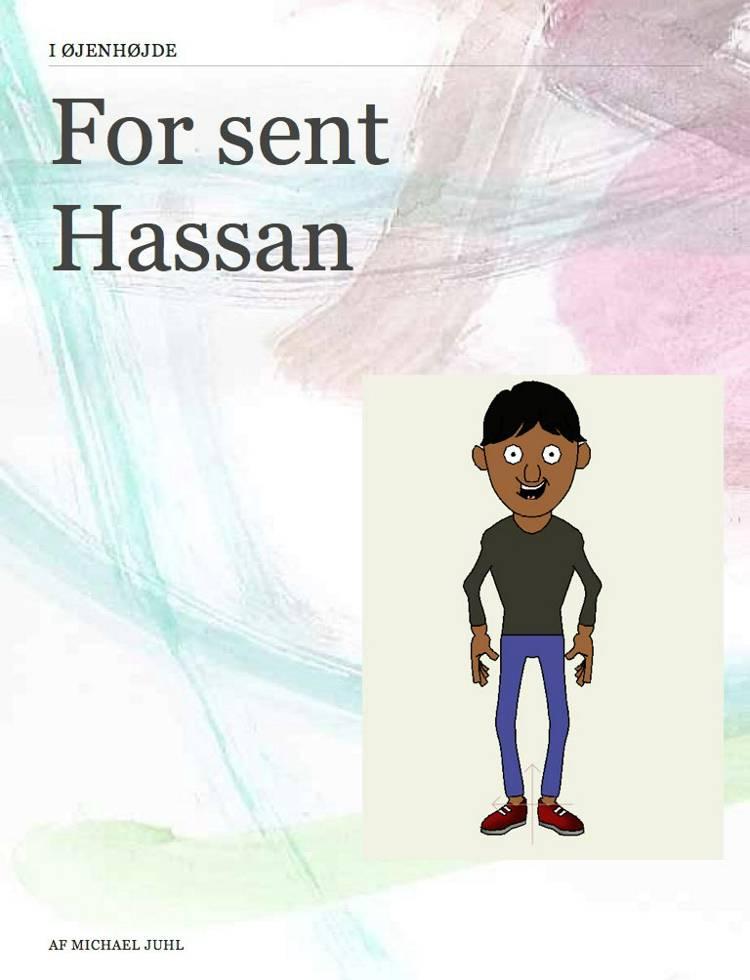 For sent Hassan af Michael Juhl