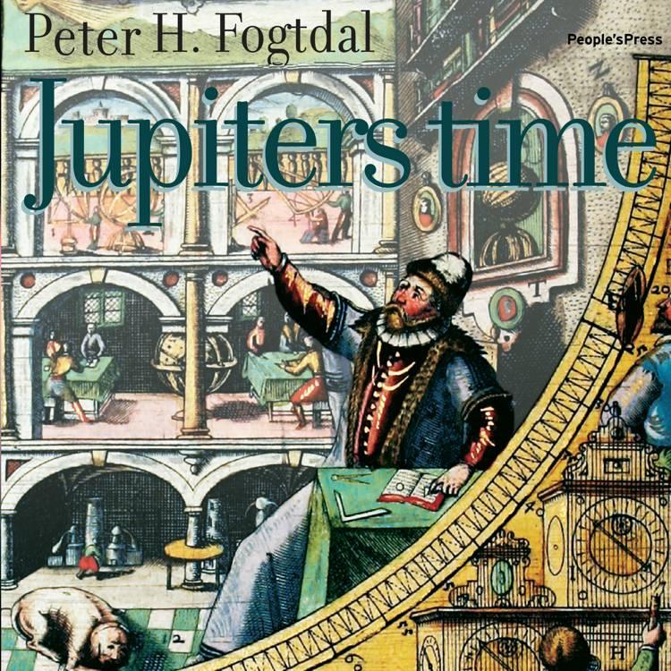 Jupiters Time af Peter H. Fogtdal