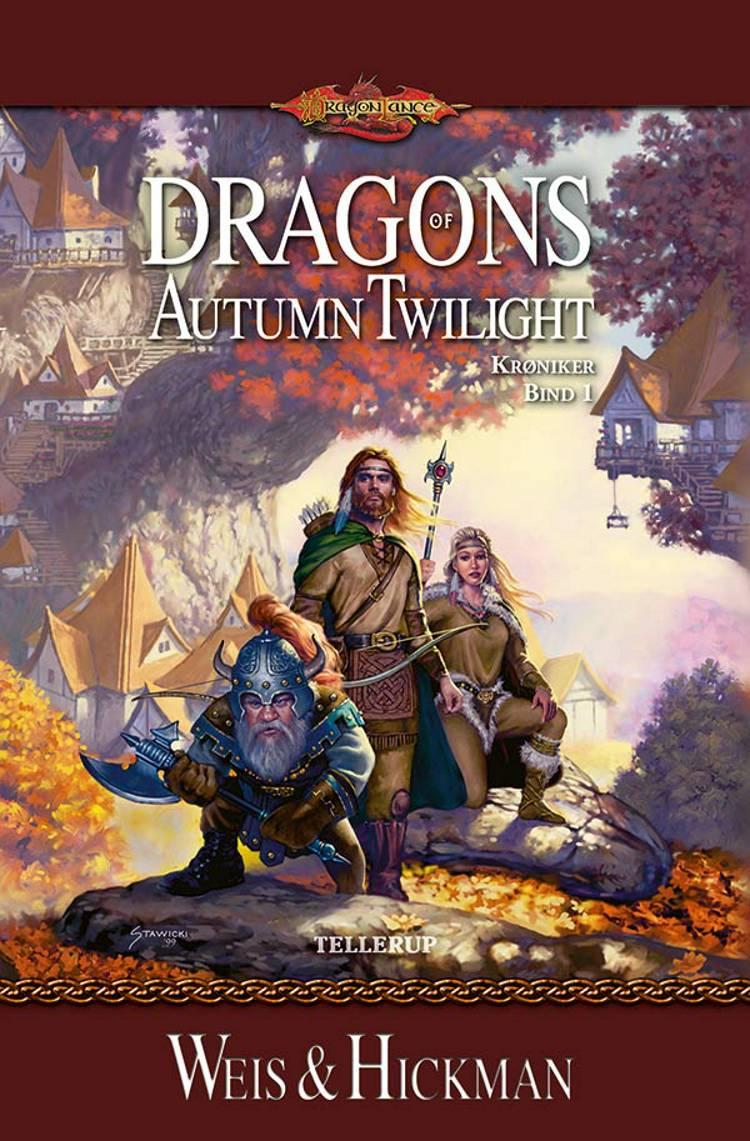 Dragons of autumn twilight af Tracy Hickman og Margaret Weis