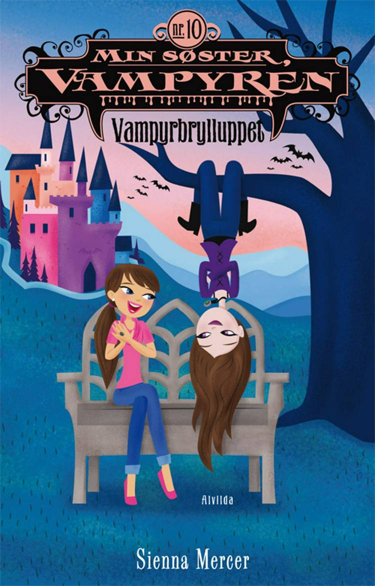 Vampyrbrylluppet af Sienna Mercer