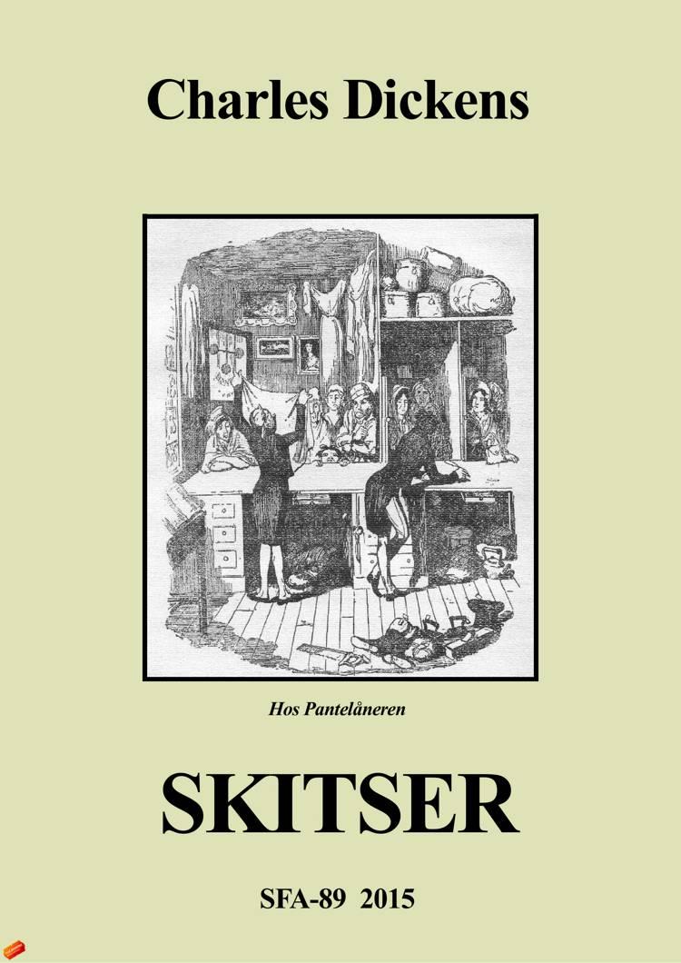 Skitser af Charles Dickens