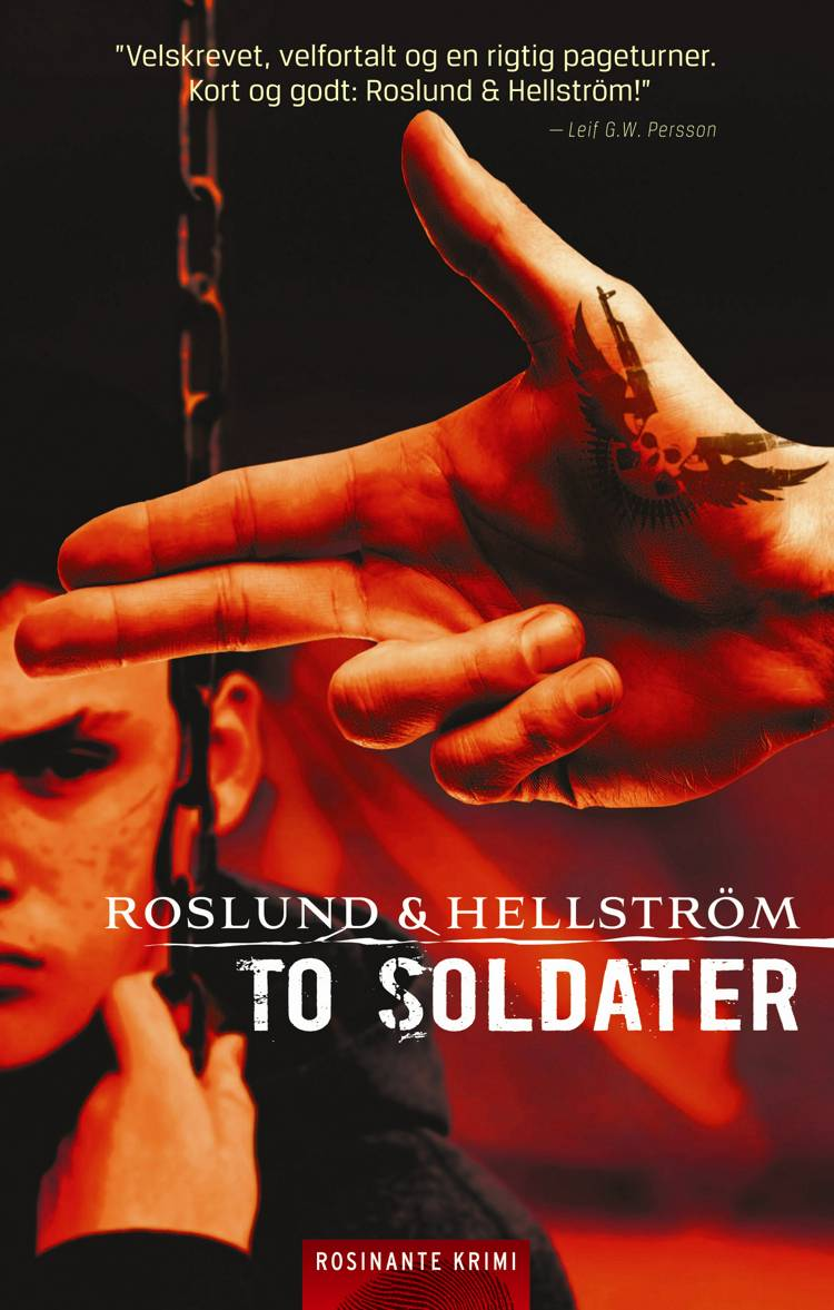 To soldater af Börge Hellström og Anders Roslund