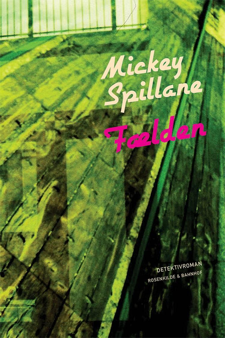 Fælden af Mickey Spillane