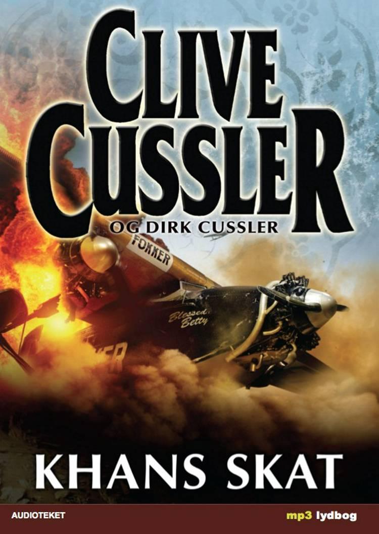 Khans Skat af Clive Cussler og Dirk Cussler