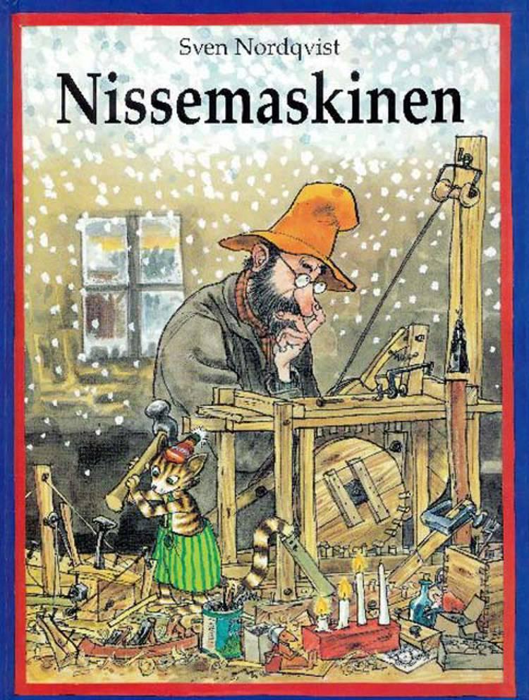 Nissemaskinen af Sven Nordqvist