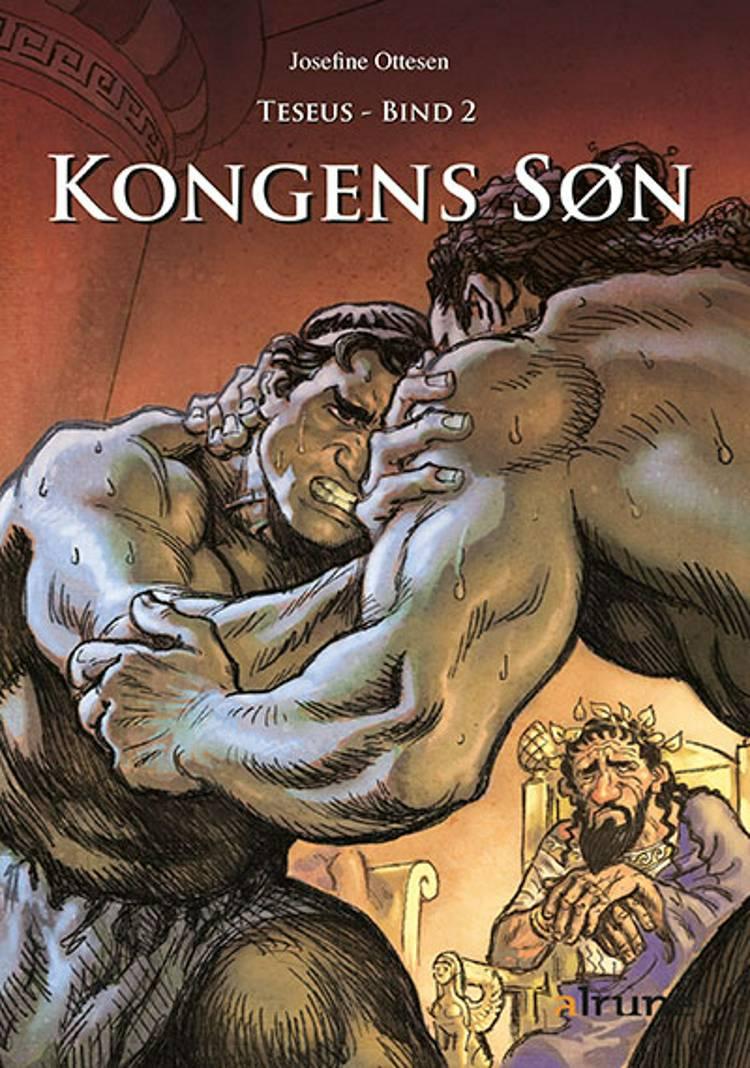 Kongens søn af Josefine Ottesen