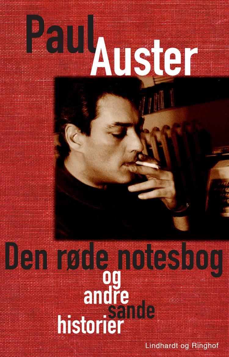 Den røde notesbog og andre sande historier af Paul Auster