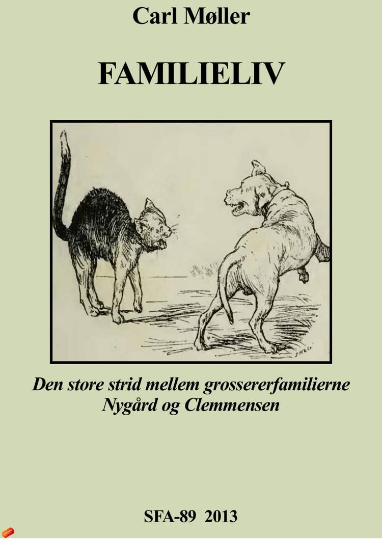Familieliv af Carl Møller