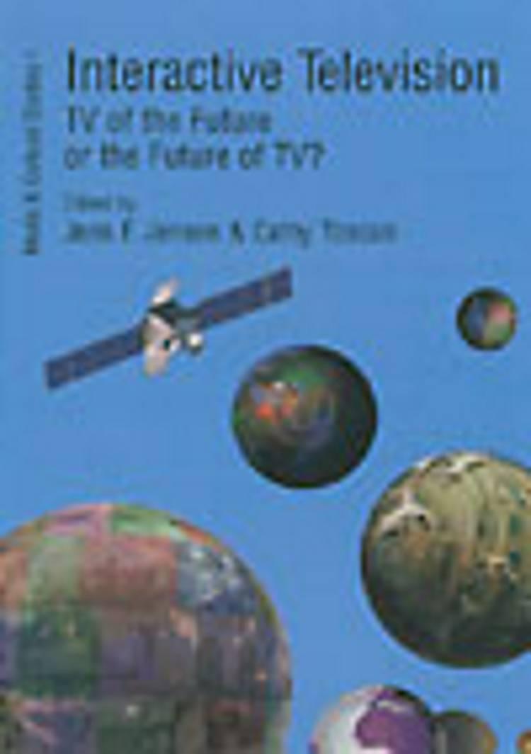 Interactive television af Jens F. Jensen og Cathy Toscan