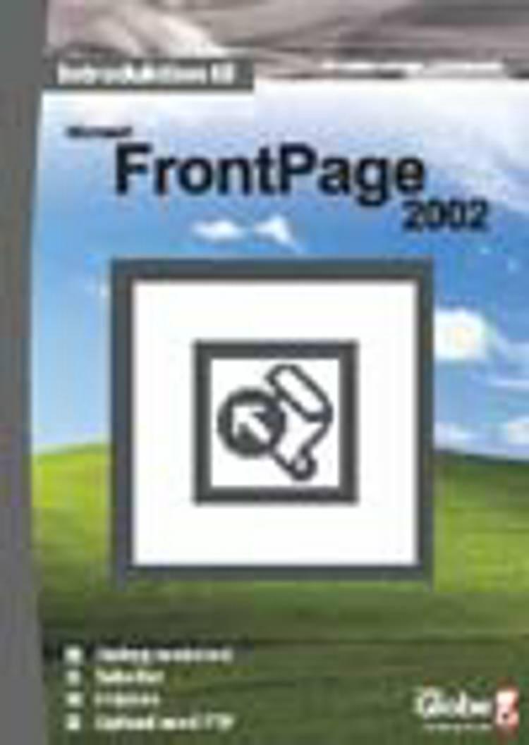 Introduktion til FrontPage 2002 af Heine Lennart Christensen