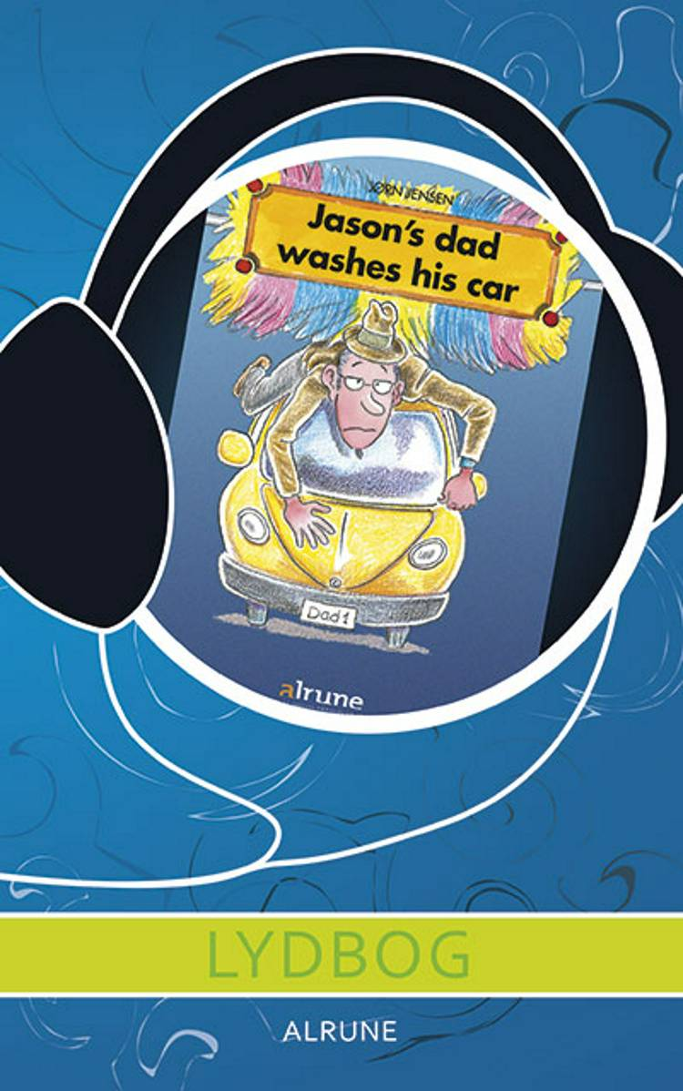 Jason's dad washes his car af Jørn Jensen