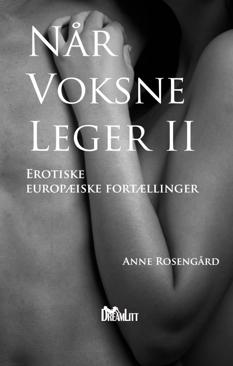 Erotiske europæiske fortællinger af Anne Rosengård