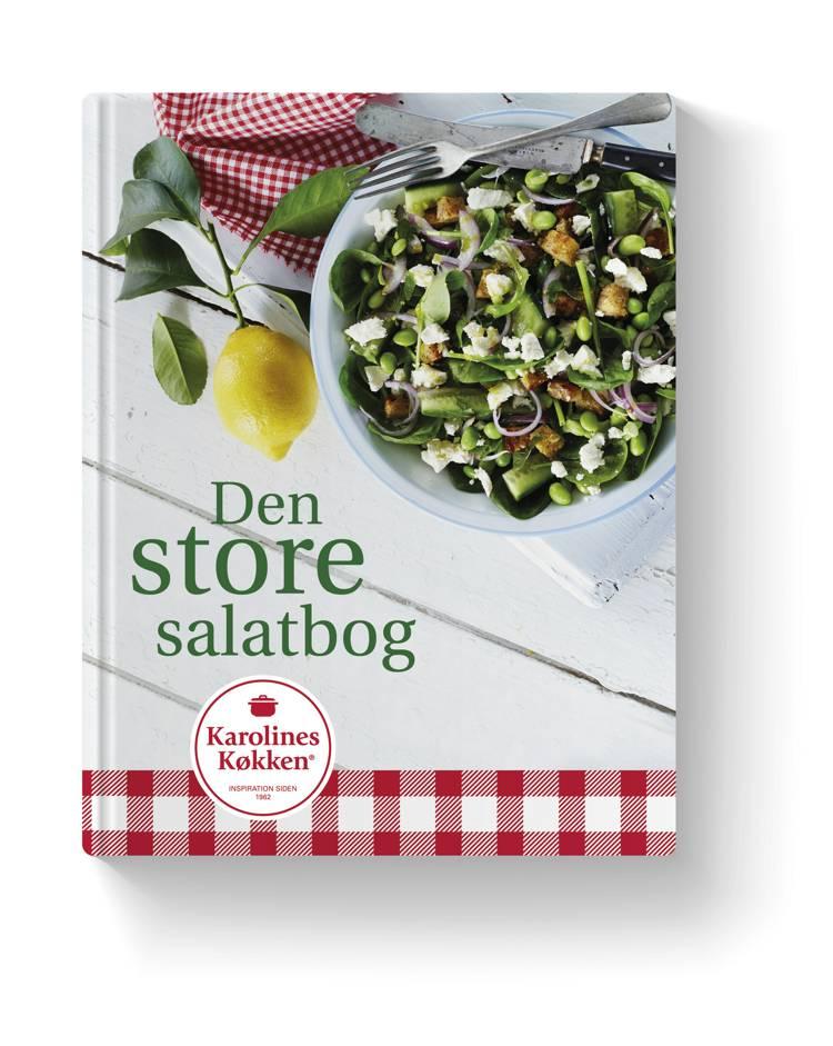 Den store salatbog af Karolines Køkken