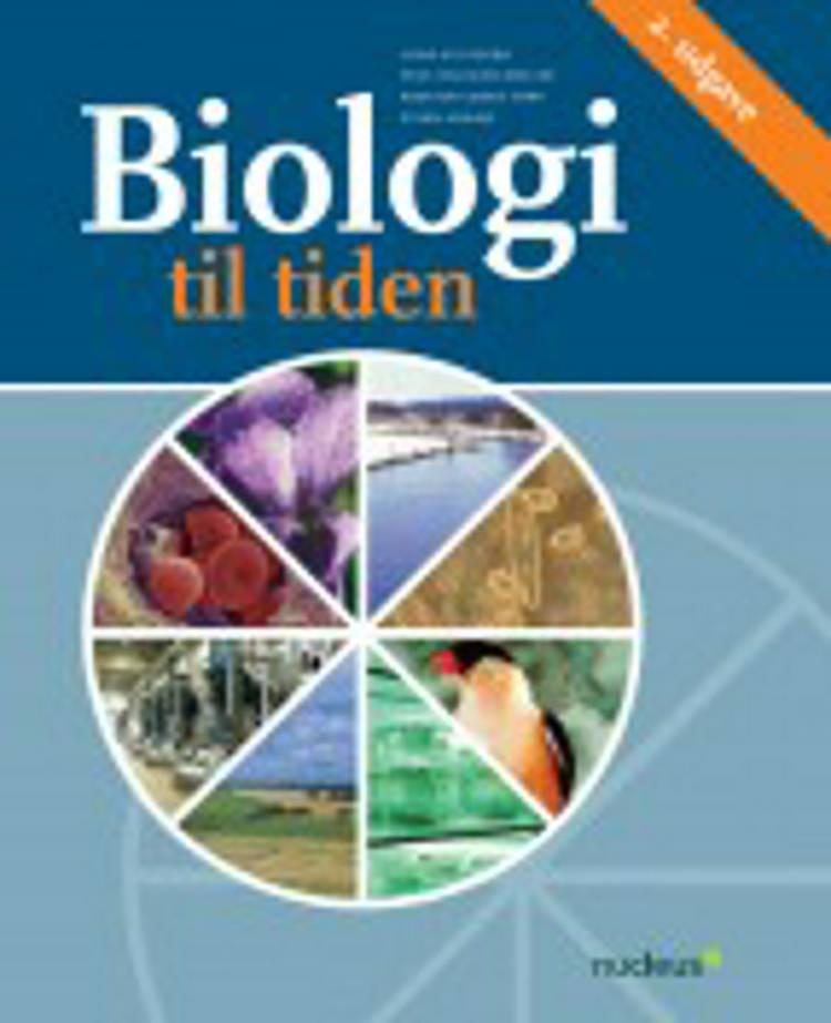 Biologi til tiden, 2. udgave af Paul Paludan-Müller, Lone Als Egebo og Kresten Cæsar Torp m.fl.