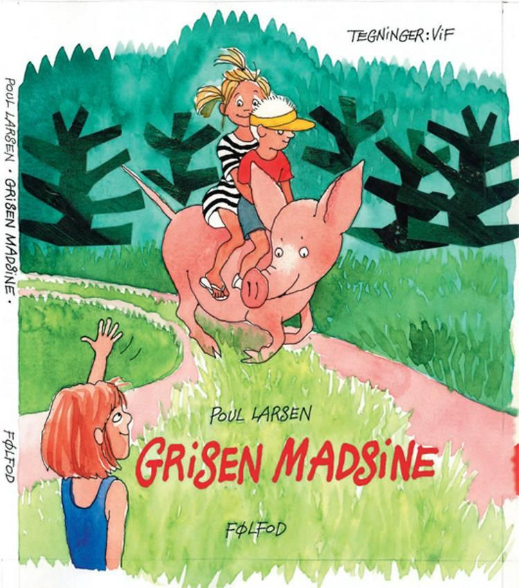 Grisen Madsine af Poul Larsen