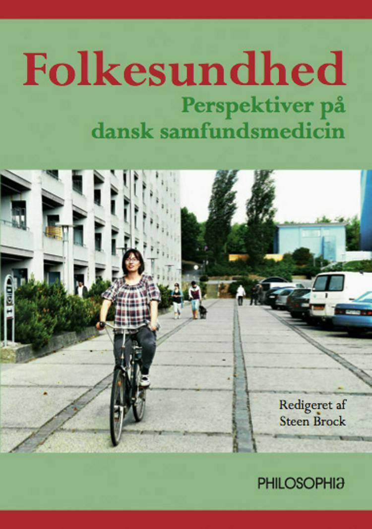Folkesundhed af Signild Vallgårda, Claus Vinther Nielsen og Martin Silberschmidt m.fl.