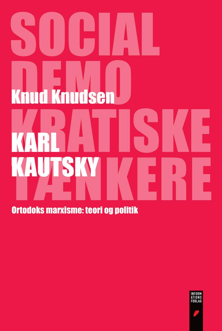 Karl Kautsky af Knud Knudsen