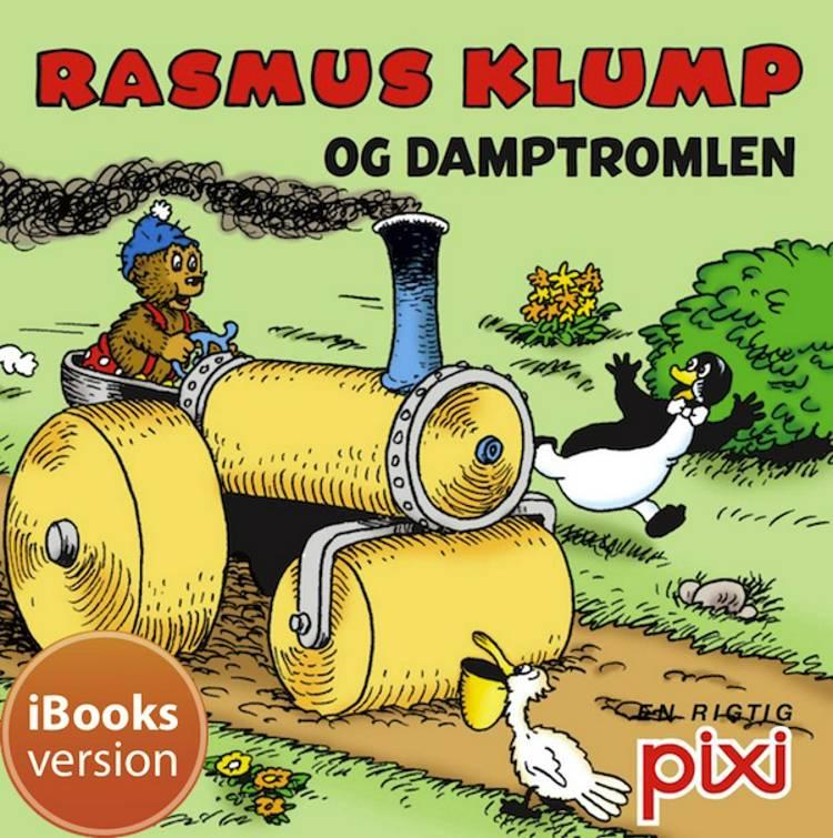 Rasmus Klump og damptromlen af Per Sanderhage