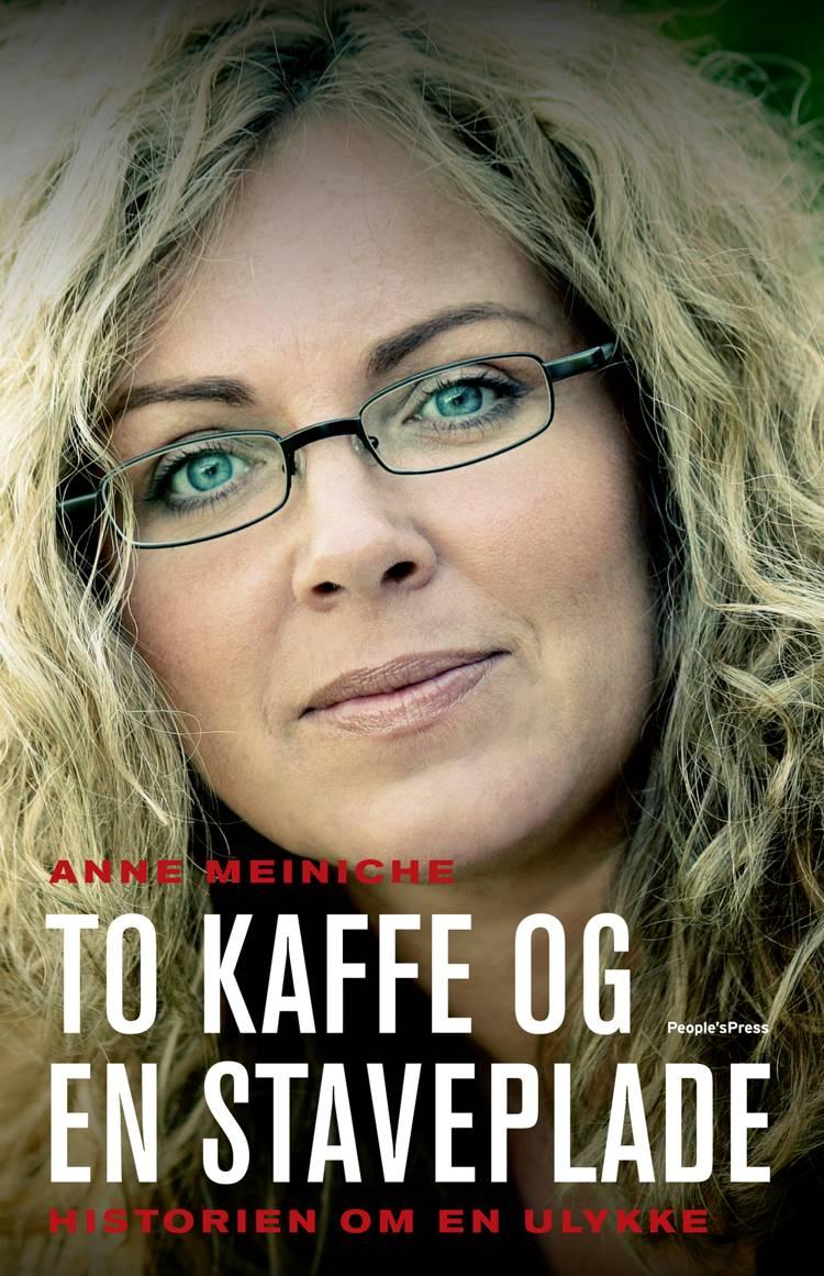 To kaffe og en staveplade af Anne Meiniche