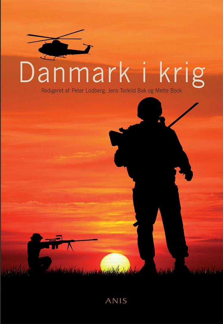 Danmark i krig af Uffe Østergård