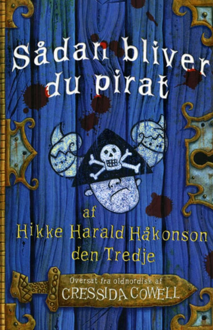 Sådan bliver du pirat af Cressida Cowell