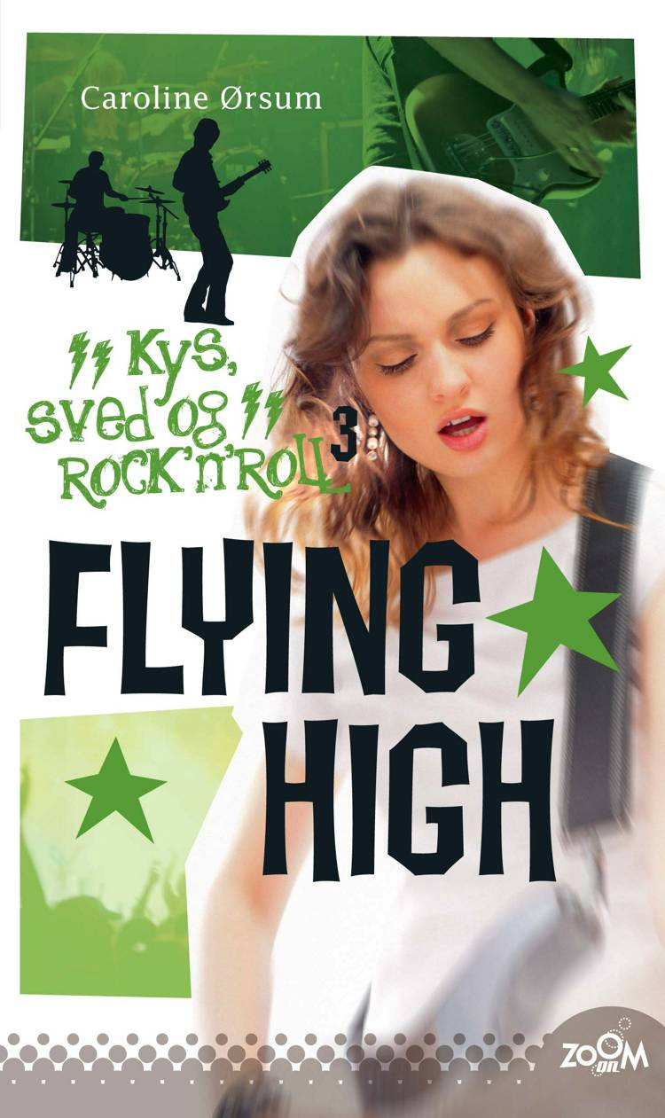 Flying High af Caroline Ørsum
