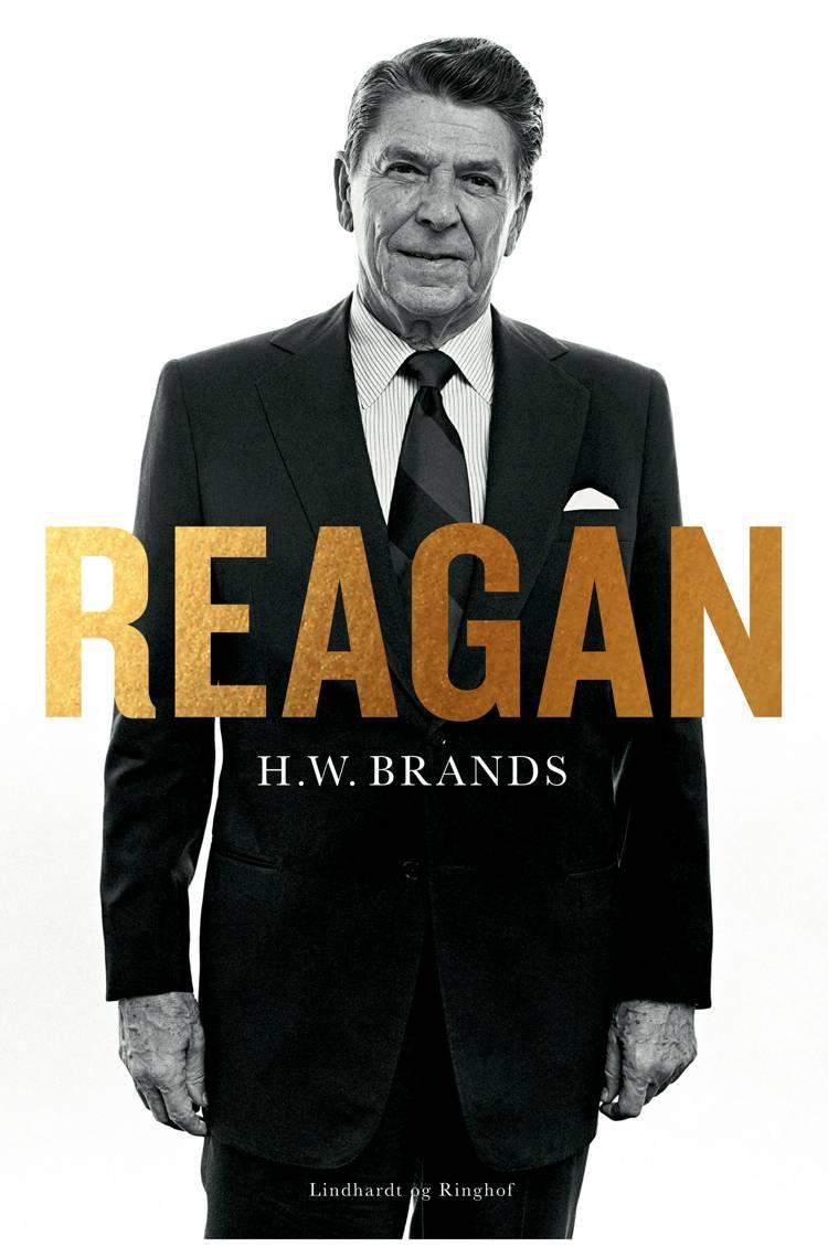 Reagan af H. W. Brands