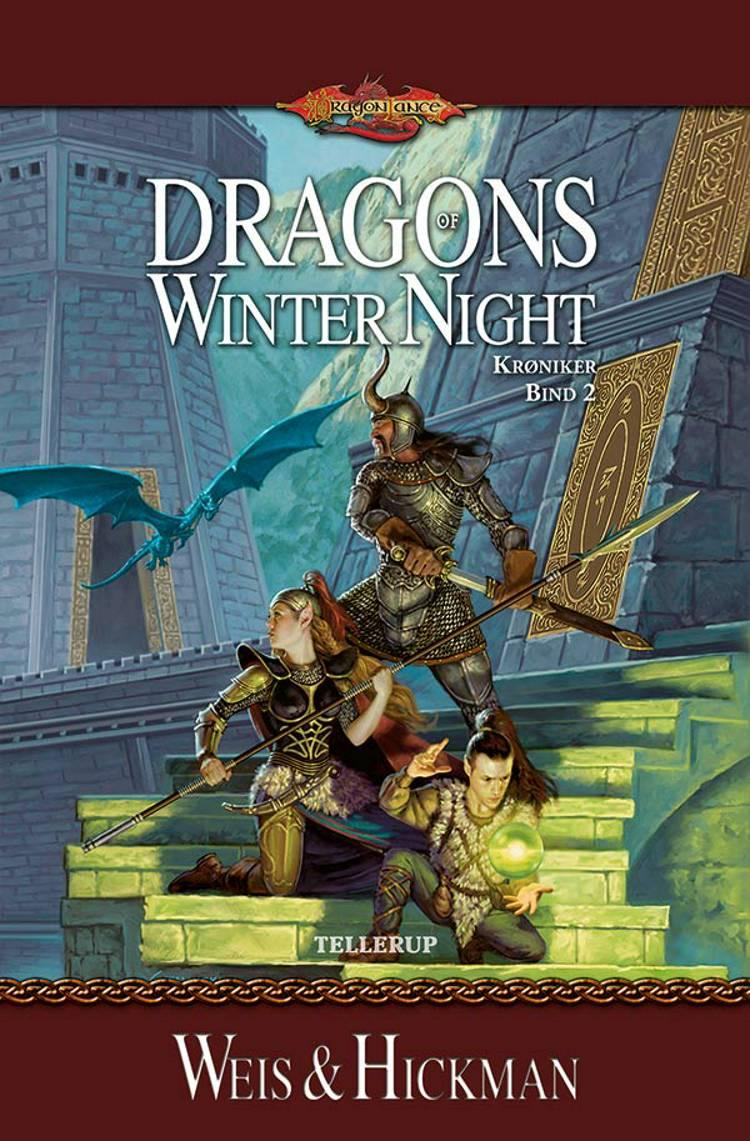 Dragons of winter night af Tracy Hickman og Margaret Weis