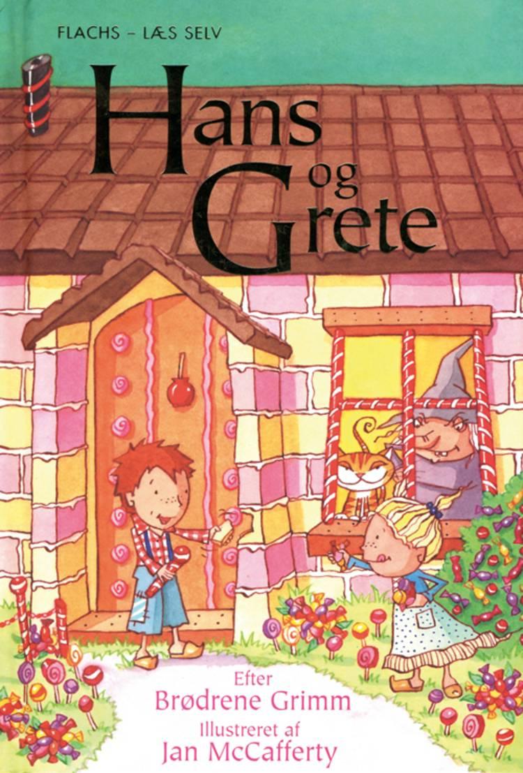 Hans og Grete af Kate Daynes
