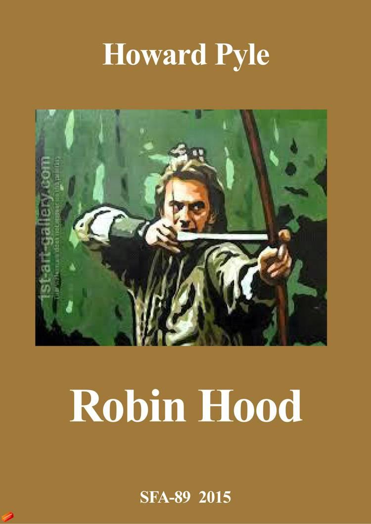 Robin Hood af Flemming Lundahl og Howard Pyle