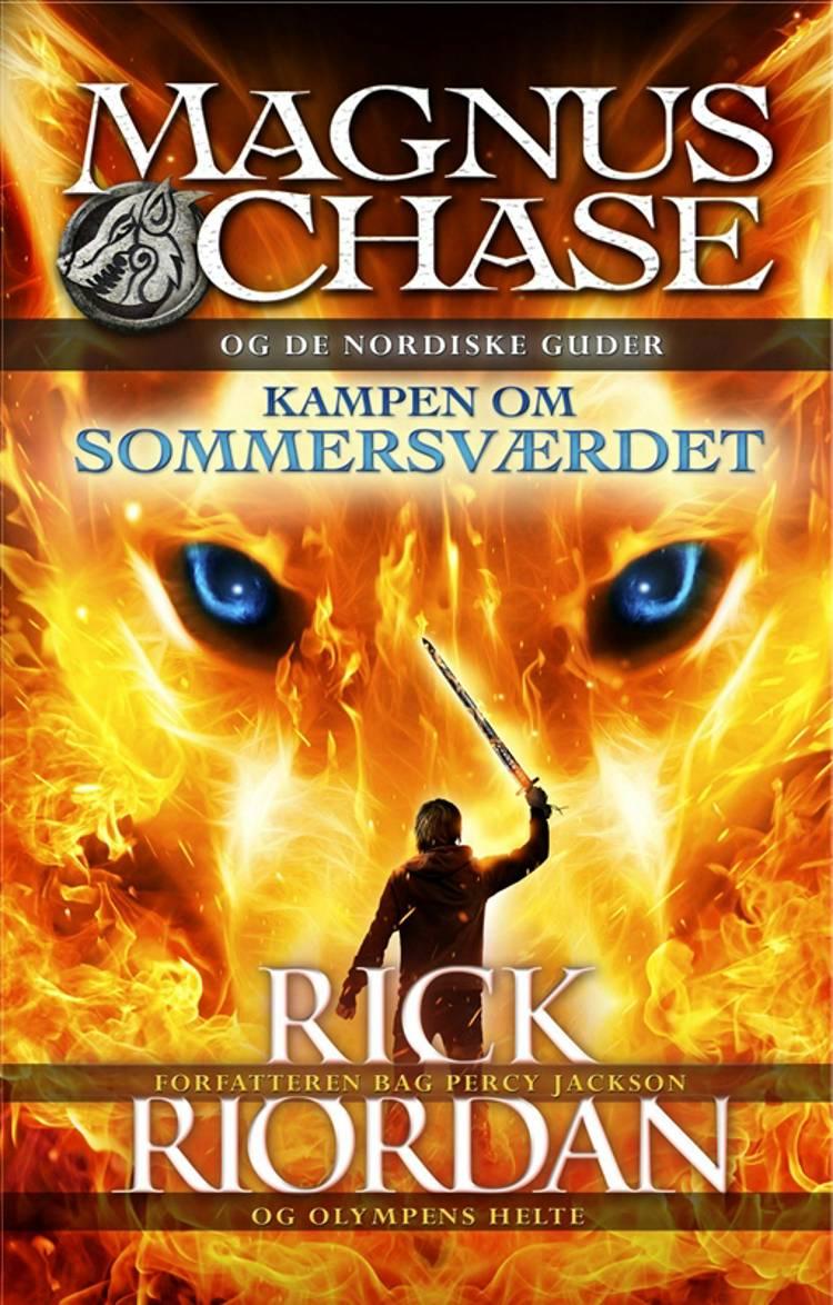 Kampen om Sommersværdet af Rick Riordan
