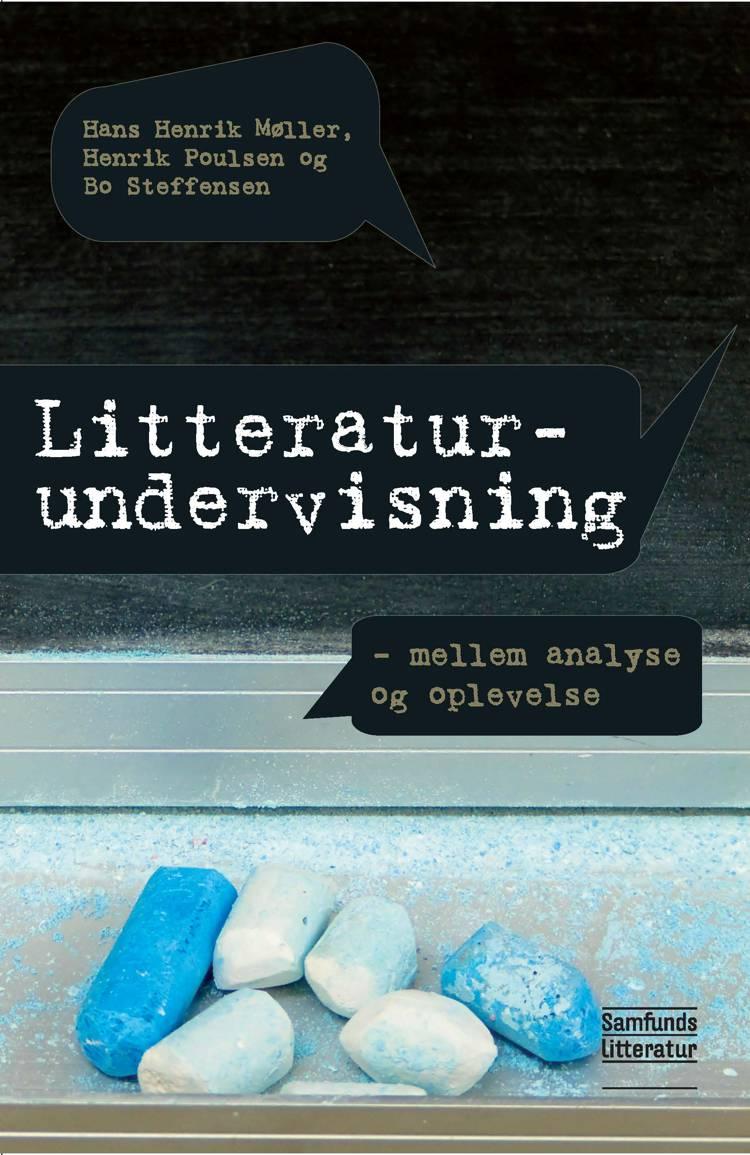 Litteraturundervisning af Hans Henrik Møller og Henrik Poulsen