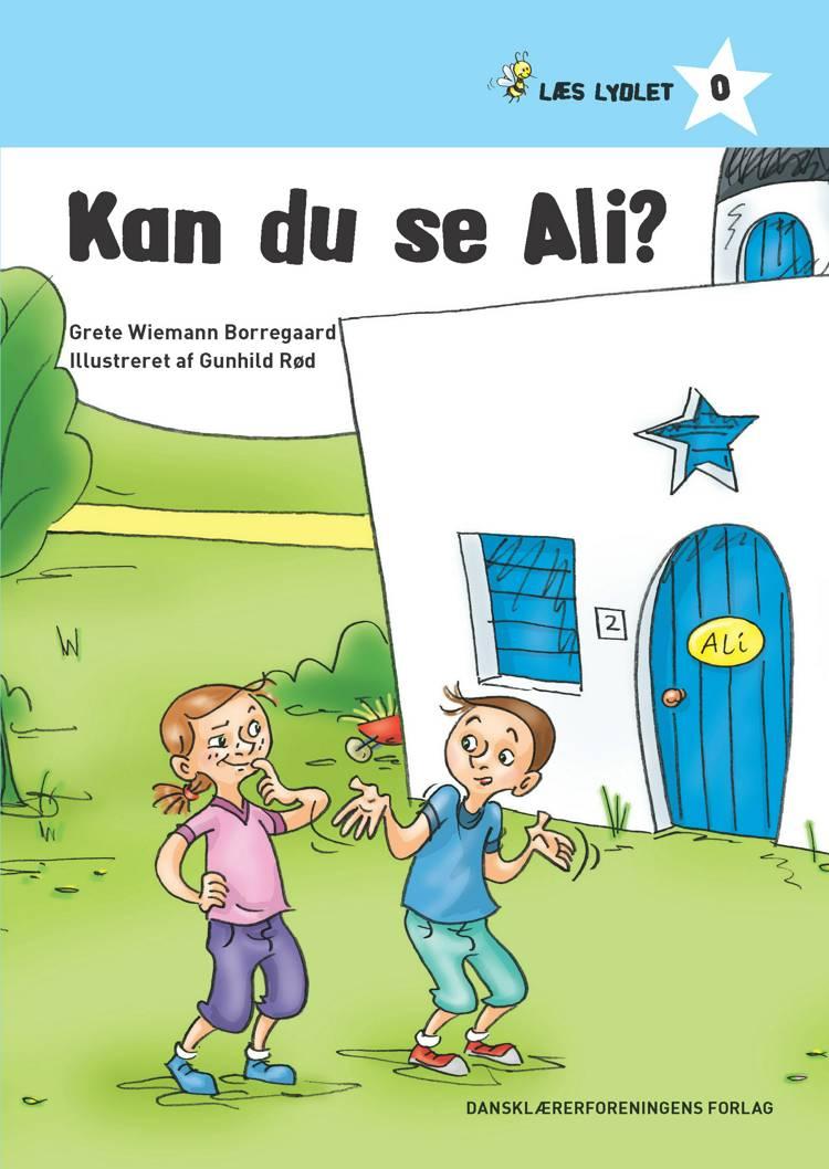 Kan du se Ali? af Grete Wiemann Borregaard