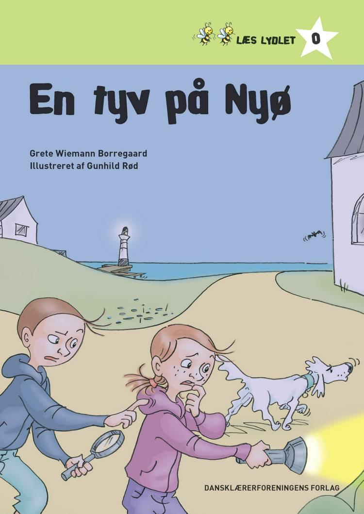 En tyv på Nyø af Grete Wiemann Borregaard