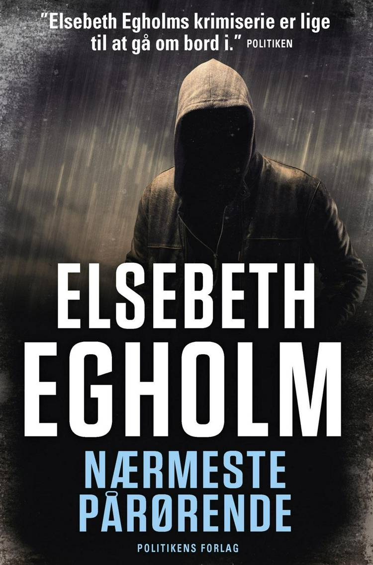 Nærmeste pårørende af Elsebeth Egholm