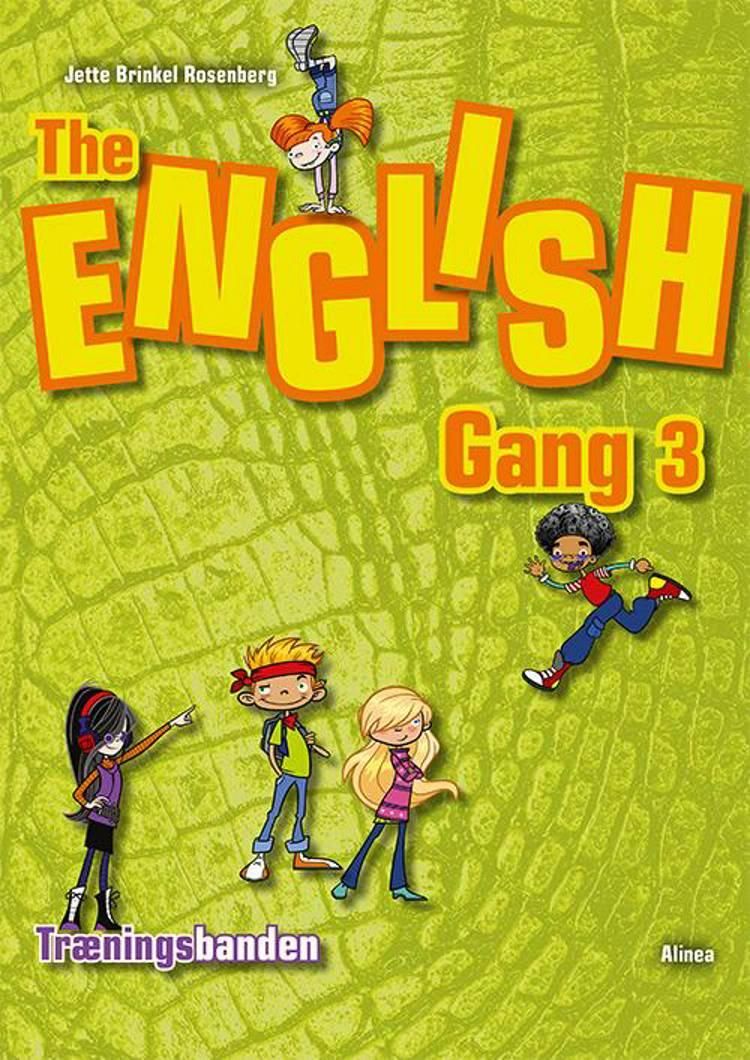 The English gang 3 af Jette Brinkel Rosenberg